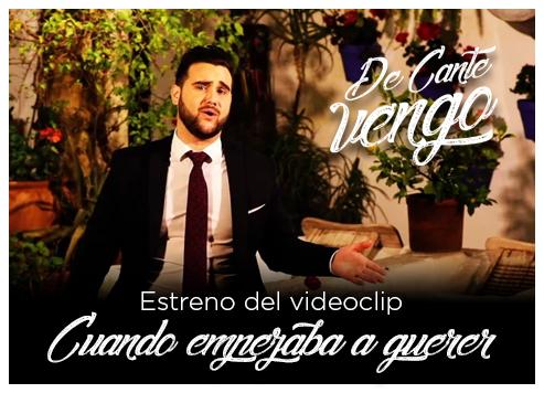 "Estreno videoclip ""Cuando empezaba a querer"""