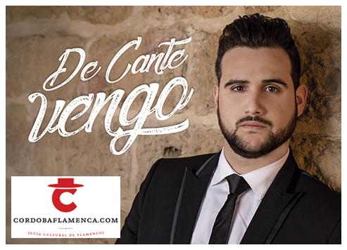 Bernardo Miranda presenta en directo su disco 'De Cante Vengo'