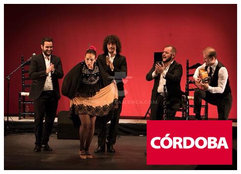 Noche de talento flamenco – XX Cordobán Flamenco