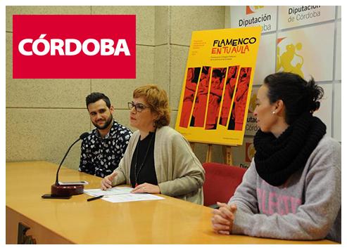 Cinco artistas llevan la pasión por el flamenco a las aulas