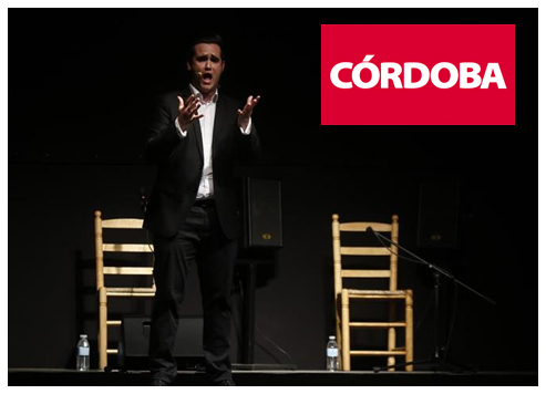 Bernardo Miranda llega al Góngora con su primer disco